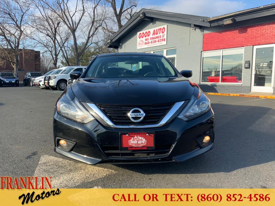 Used Nissan Altima 2.5 SV Sedan 2018 | Franklin Motors Auto Sales LLC. Hartford, Connecticut
