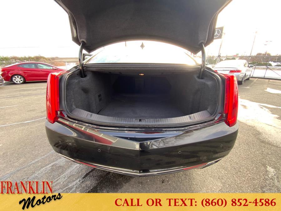 Used Cadillac XTS 4dr Sdn Luxury FWD 2017 | Franklin Motors Auto Sales LLC. Hartford, Connecticut