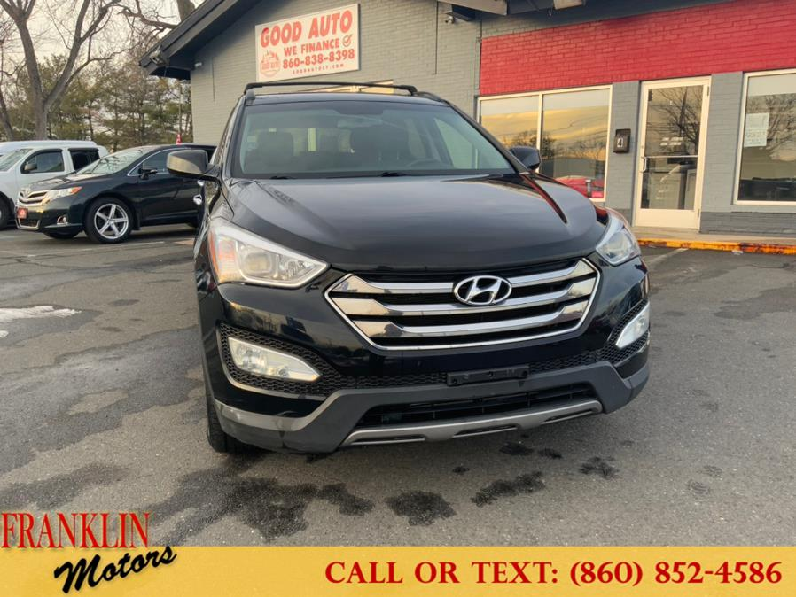 Used 2013 Hyundai Santa Fe in Hartford, Connecticut | Franklin Motors Auto Sales LLC. Hartford, Connecticut