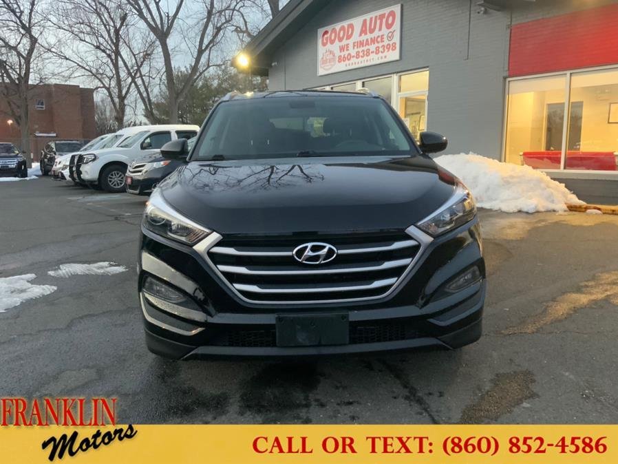 Used 2017 Hyundai Tucson in Hartford, Connecticut | Franklin Motors Auto Sales LLC. Hartford, Connecticut