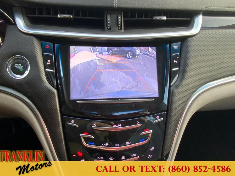 Used Cadillac XTS 4dr Sdn Luxury Collection AWD 2016   Franklin Motors Auto Sales LLC. Hartford, Connecticut
