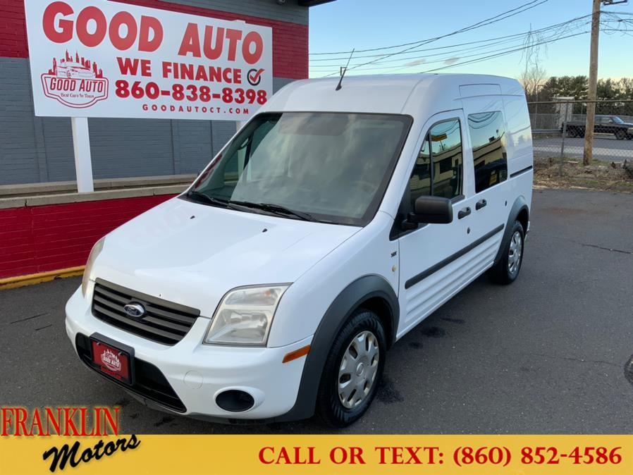 Used 2013 Ford Transit Connect in Hartford, Connecticut | Franklin Motors Auto Sales LLC. Hartford, Connecticut