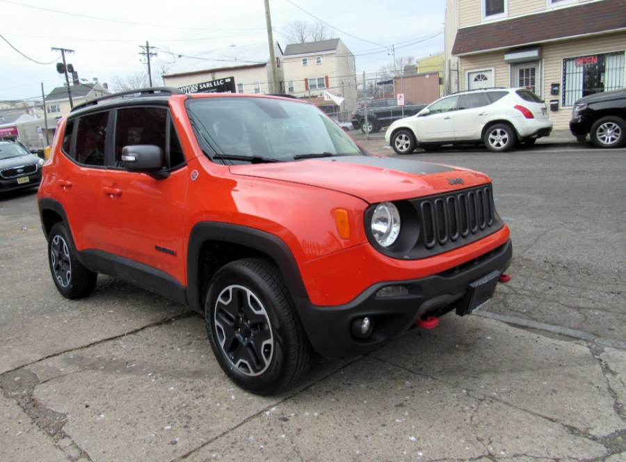 Used 2016 Jeep Renegade in Paterson, New Jersey | MFG Prestige Auto Group. Paterson, New Jersey