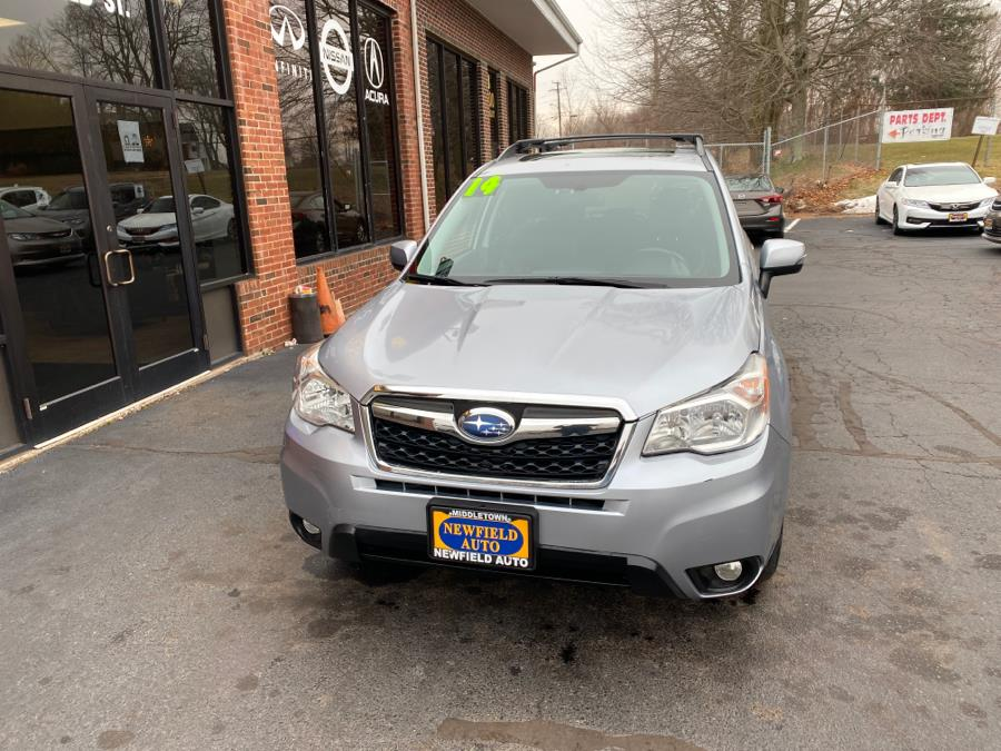 Used Subaru Forester 4dr Auto 2.5i Touring PZEV 2014 | Newfield Auto Sales. Middletown, Connecticut
