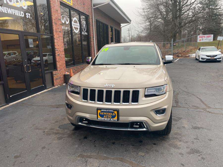 Used Jeep Grand Cherokee 4WD 4dr Overland 2014 | Newfield Auto Sales. Middletown, Connecticut