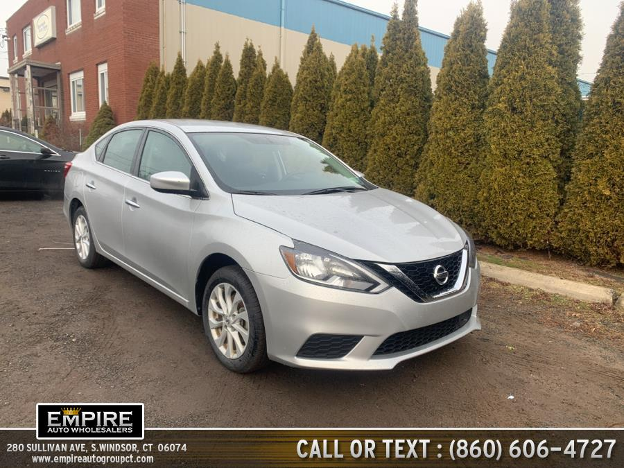 Used 2019 Nissan Sentra in S.Windsor, Connecticut | Empire Auto Wholesalers. S.Windsor, Connecticut