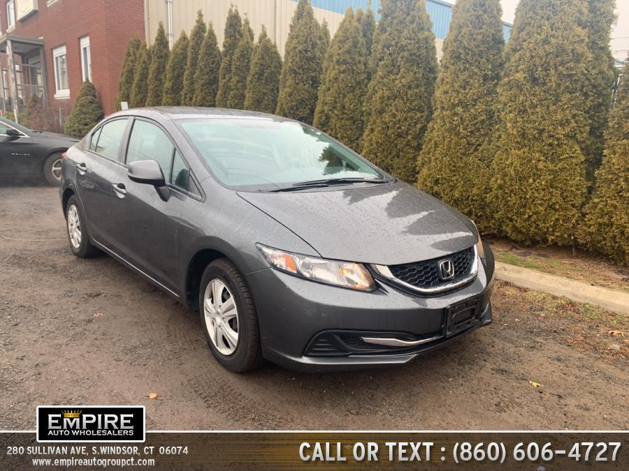 Used Honda Civic Sdn 4dr Auto LX 2013 | Empire Auto Wholesalers. S.Windsor, Connecticut