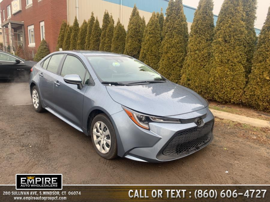 Used Toyota Corolla LE CVT (Natl) 2020 | Empire Auto Wholesalers. S.Windsor, Connecticut