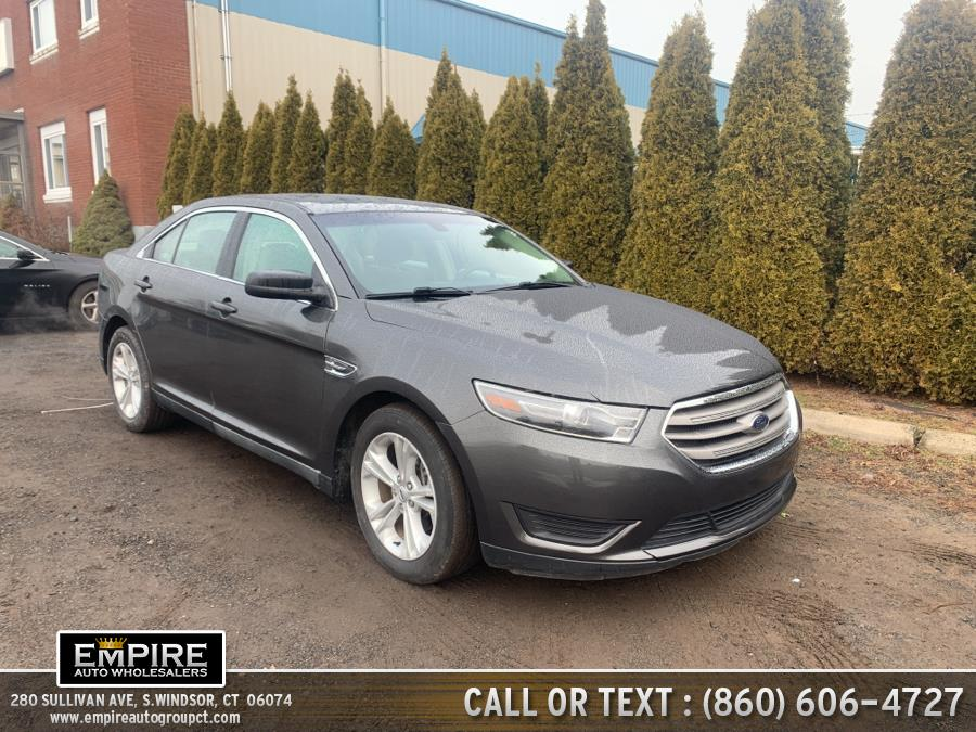 Used Ford Taurus SE FWD 2017 | Empire Auto Wholesalers. S.Windsor, Connecticut