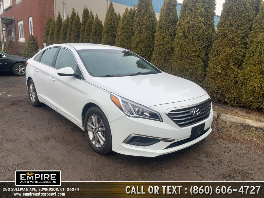 Used 2017 Hyundai Sonata in S.Windsor, Connecticut | Empire Auto Wholesalers. S.Windsor, Connecticut