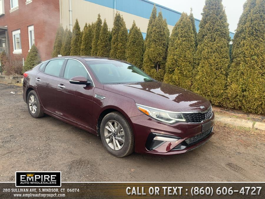 Used Kia Optima LX Auto 2020 | Empire Auto Wholesalers. S.Windsor, Connecticut