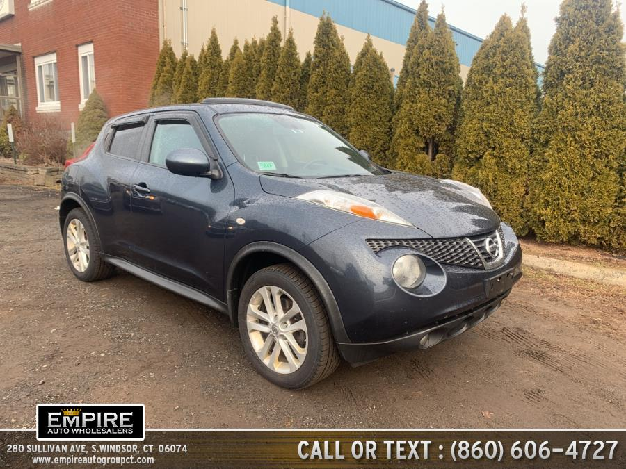 Used 2012 Nissan JUKE in S.Windsor, Connecticut | Empire Auto Wholesalers. S.Windsor, Connecticut