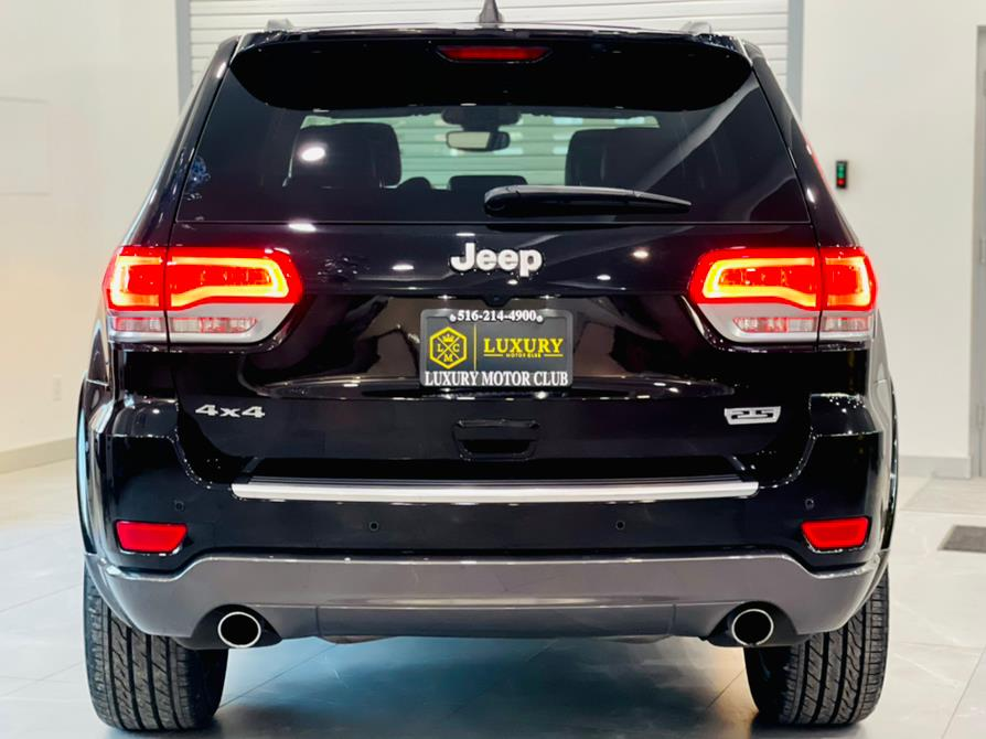 Used Jeep Grand Cherokee Sterling Edition 4x4 2018 | Luxury Motor Club. Franklin Square, New York