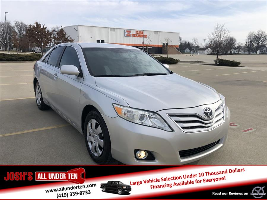 Used 2010 Toyota Camry in Elida, Ohio | Josh's All Under Ten LLC. Elida, Ohio