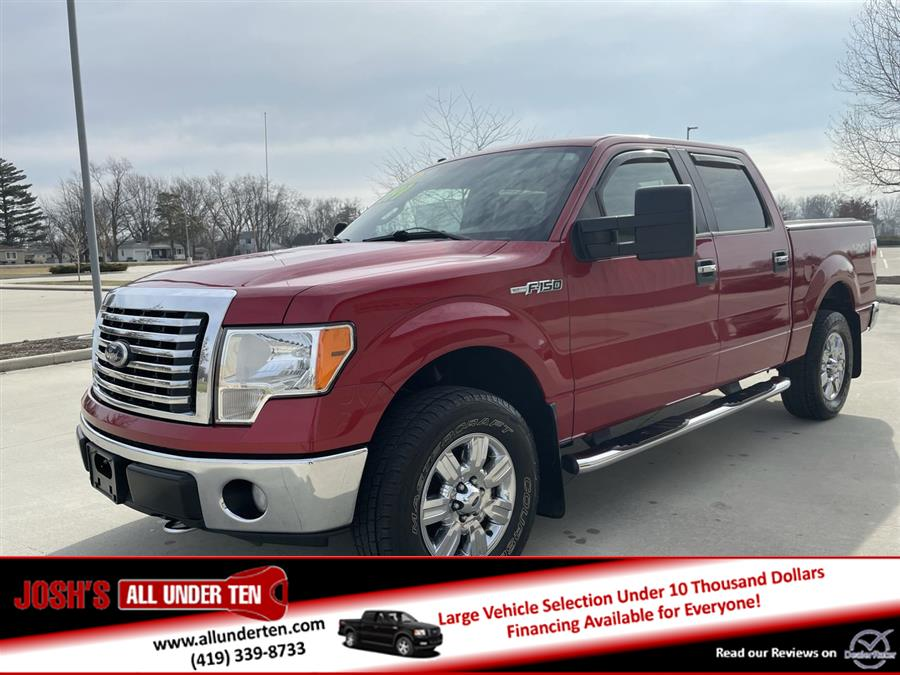 Used 2010 Ford F-150 in Elida, Ohio | Josh's All Under Ten LLC. Elida, Ohio