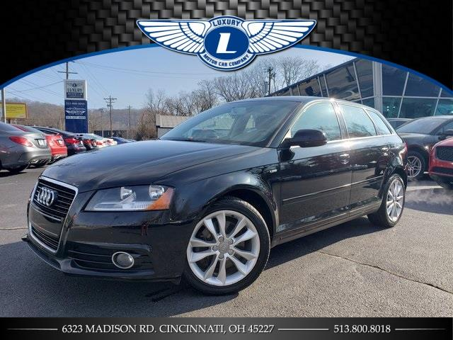Used 2012 Audi A3 in Cincinnati, Ohio | Luxury Motor Car Company. Cincinnati, Ohio