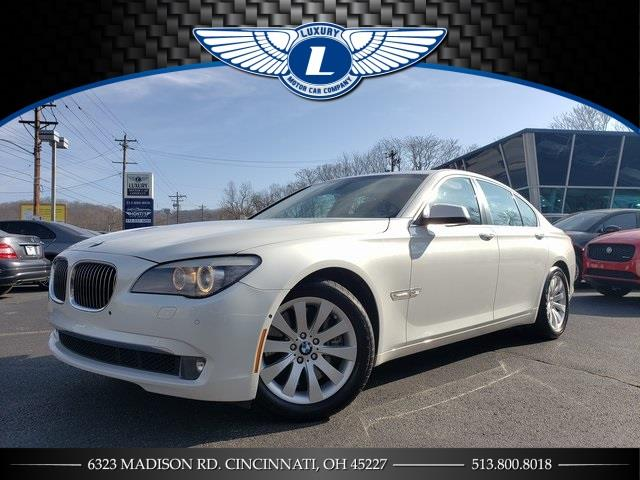 Used 2010 BMW 7 Series in Cincinnati, Ohio | Luxury Motor Car Company. Cincinnati, Ohio