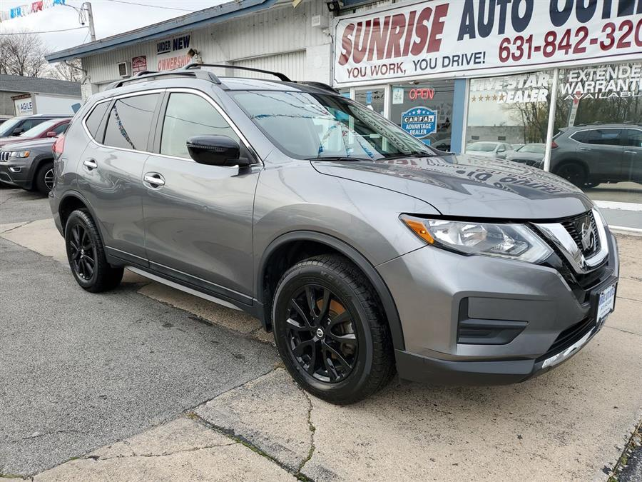 Used Nissan Rogue AWD SV 2017 | Hillside Auto Mall Inc.. Jamaica, New York