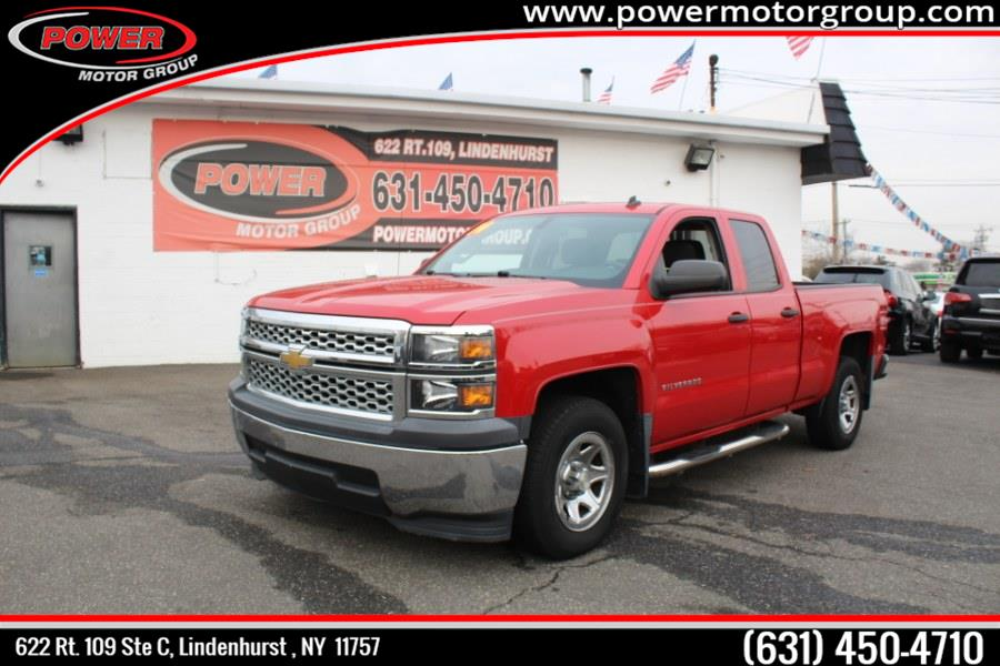 Used 2014 Chevrolet Silverado 1500 in Lindenhurst , New York | Power Motor Group. Lindenhurst , New York