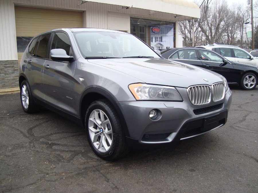 Used 2014 BMW X3 in Manchester, Connecticut | Yara Motors. Manchester, Connecticut