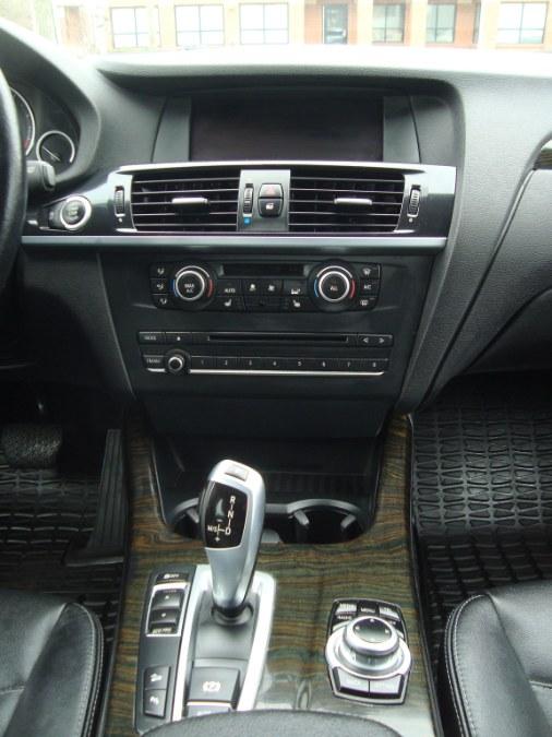 Used BMW X3 AWD 4dr xDrive35i 2014 | Yara Motors. Manchester, Connecticut