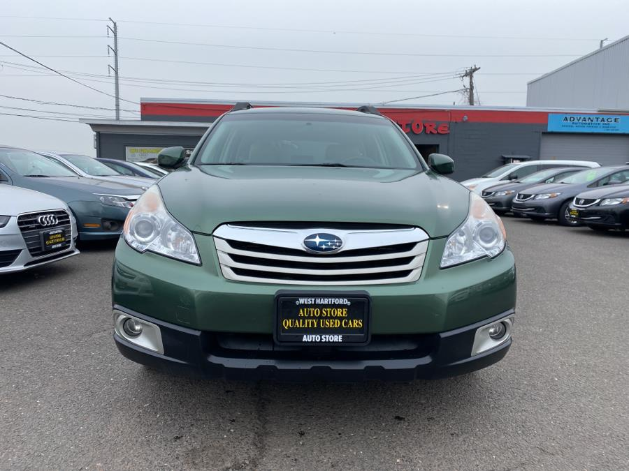 Used Subaru Outback 4dr Wgn H4 Auto 2.5i 2012 | Auto Store. West Hartford, Connecticut