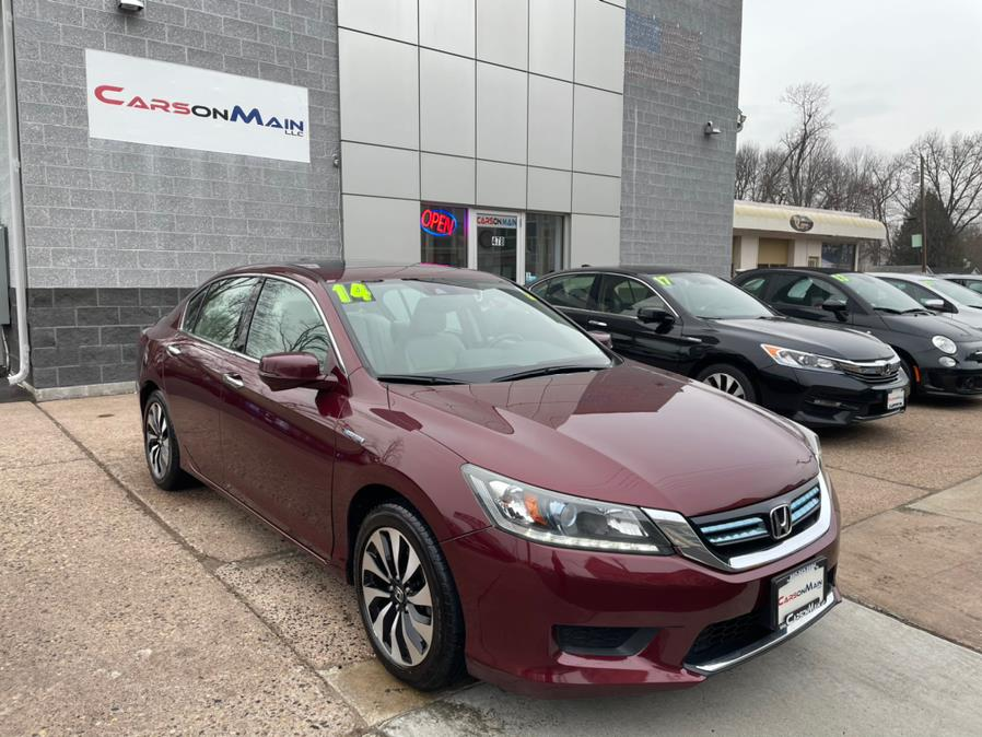 Used 2014 Honda Accord Hybrid in Manchester, Connecticut | Carsonmain LLC. Manchester, Connecticut