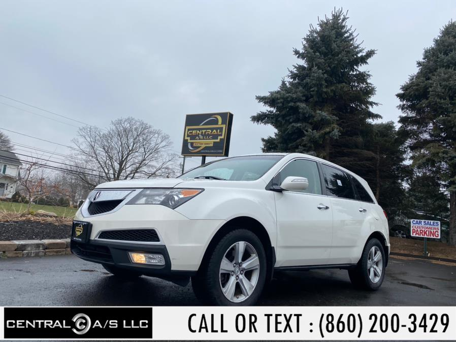 Used 2010 Acura MDX in East Windsor, Connecticut | Central A/S LLC. East Windsor, Connecticut