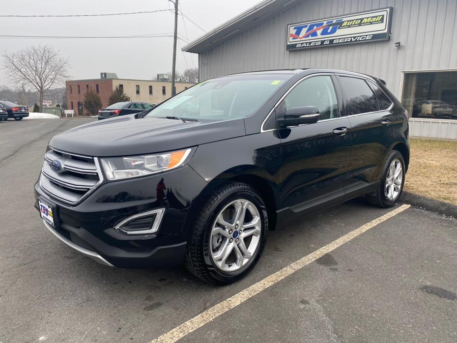 Used 2018 Ford Edge in Berlin, Connecticut | Tru Auto Mall. Berlin, Connecticut