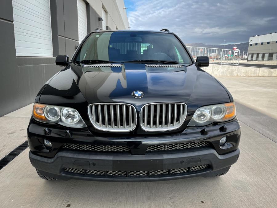 Used BMW X5 X5 4dr AWD 4.4i 2006 | Guchon Imports. Salt Lake City, Utah