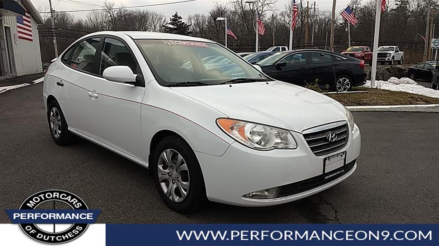 Used 2009 Hyundai Elantra in Wappingers Falls, New York | Performance Motorcars Inc. Wappingers Falls, New York