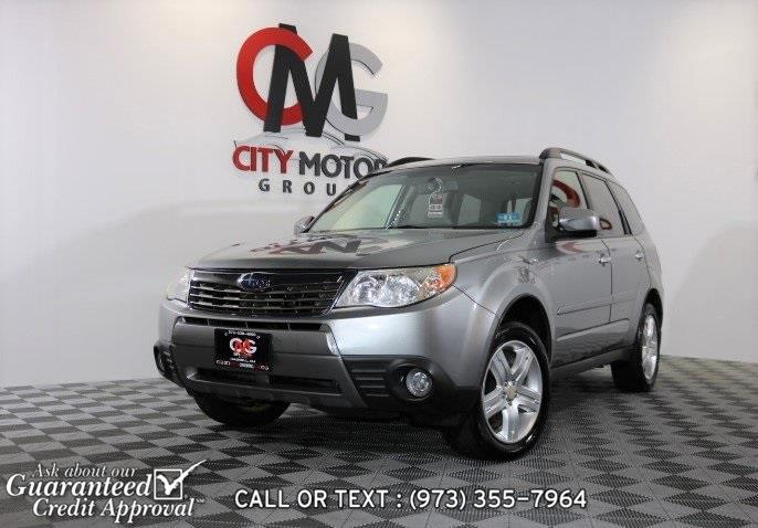 Used 2009 Subaru Forester in Haskell, New Jersey | City Motor Group Inc.. Haskell, New Jersey