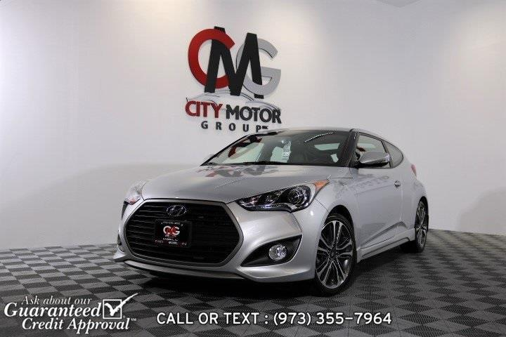 Used Hyundai Veloster Turbo 2016 | City Motor Group Inc.. Haskell, New Jersey