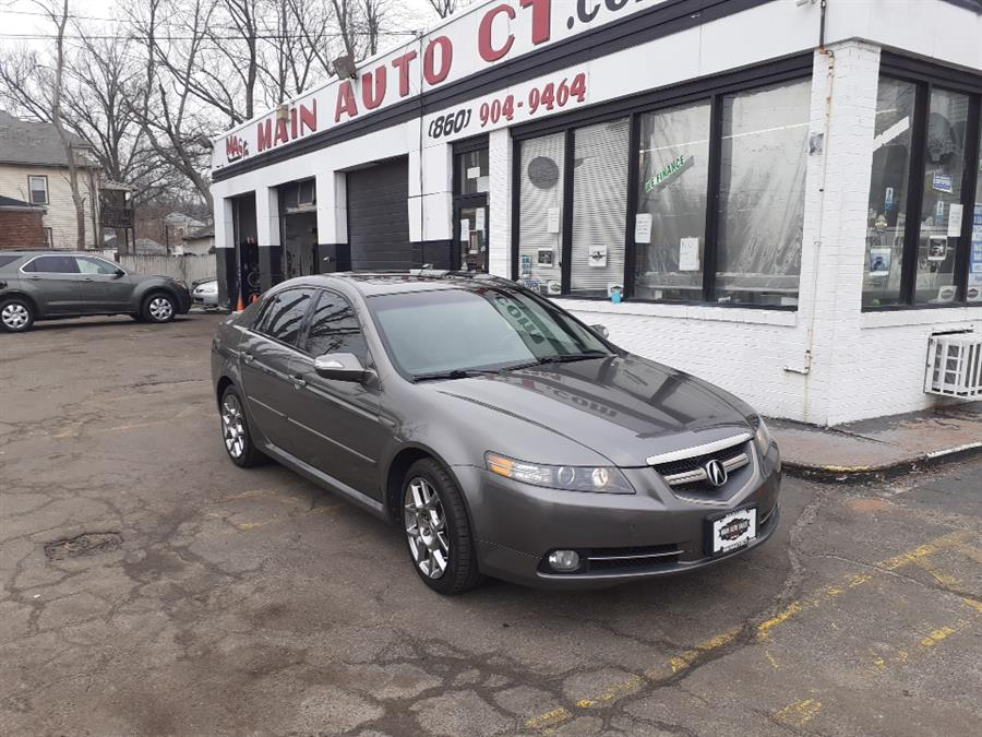 Used Acura TL 4dr Sdn Man Type-S HPT 2008 | Main Auto Sales LLC. Hartford, Connecticut