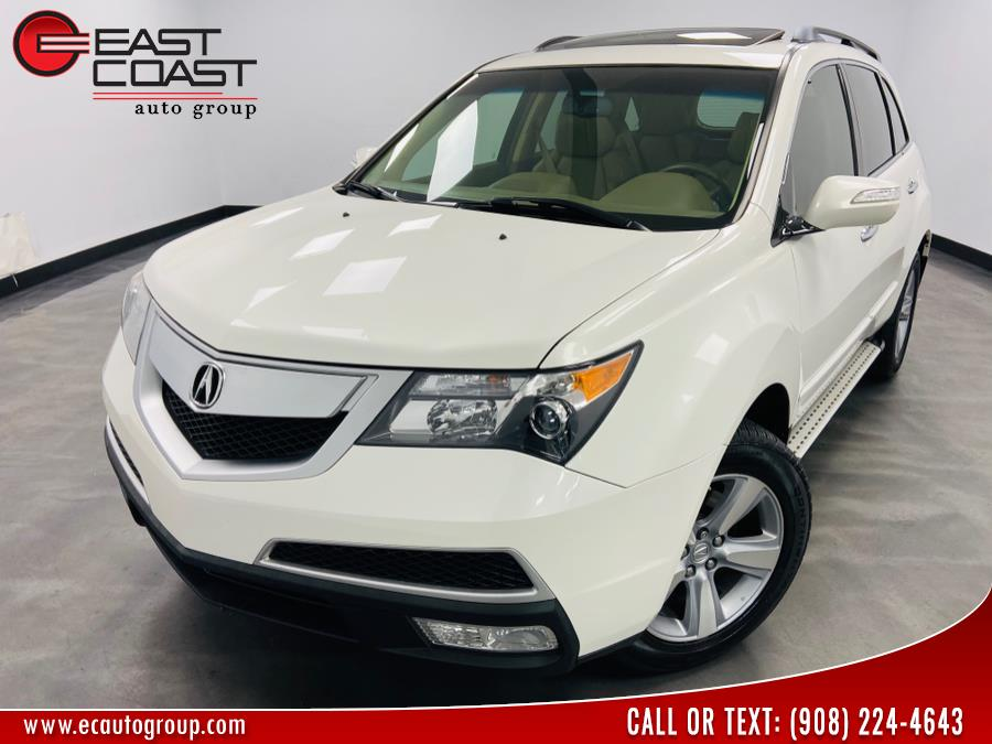 Used 2012 Acura MDX in Linden, New Jersey | East Coast Auto Group. Linden, New Jersey
