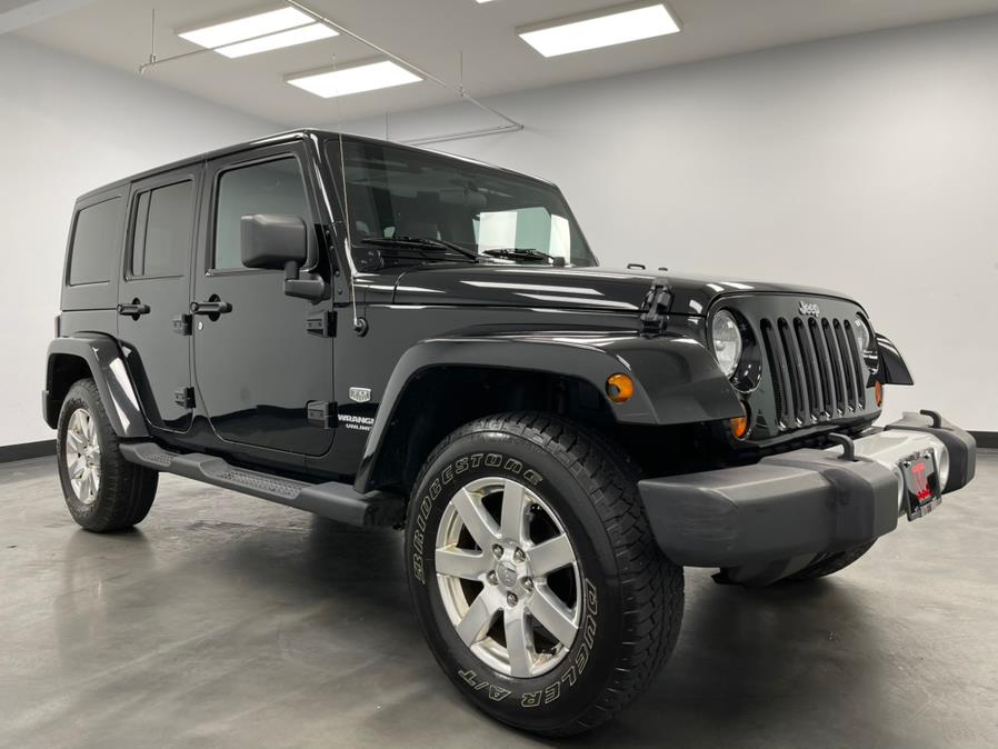 Used Jeep Wrangler Unlimited 4WD 4dr 70th Anniversary *Ltd Avail* 2011 | M Auto Group. Elizabeth, New Jersey