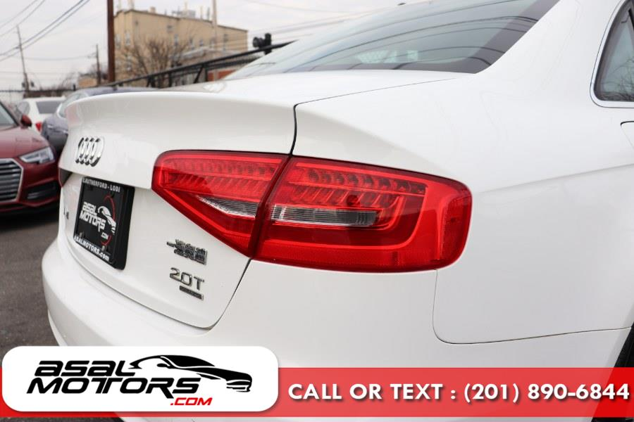 Used Audi A4 4dr Sdn Auto quattro 2.0T Premium 2013 | Asal Motors. East Rutherford, New Jersey