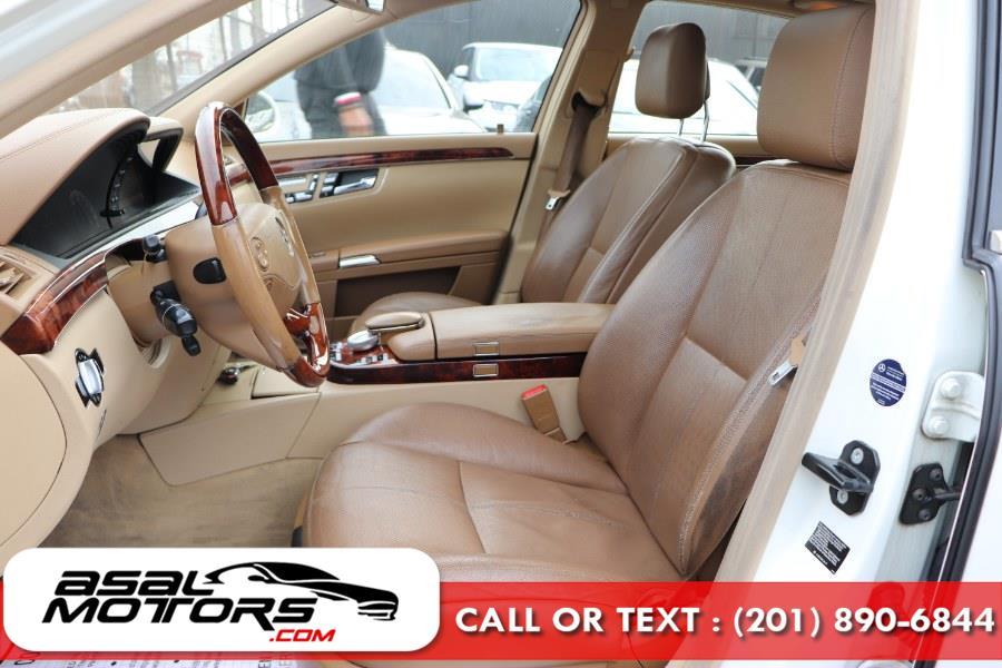 Used Mercedes-Benz S-Class 4dr Sdn 5.5L V8 4MATIC 2008 | Asal Motors. East Rutherford, New Jersey