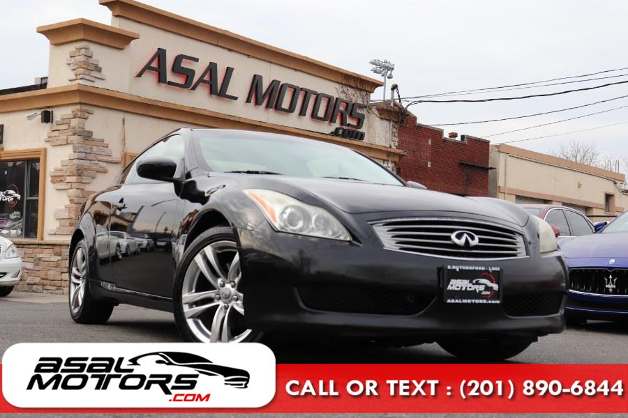 Used 2009 INFINITI G37 Coupe in East Rutherford, New Jersey | Asal Motors. East Rutherford, New Jersey