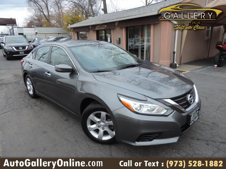 Used Nissan Altima 4dr Sdn I4 2.5 S 2016 | Auto Gallery. Lodi, New Jersey