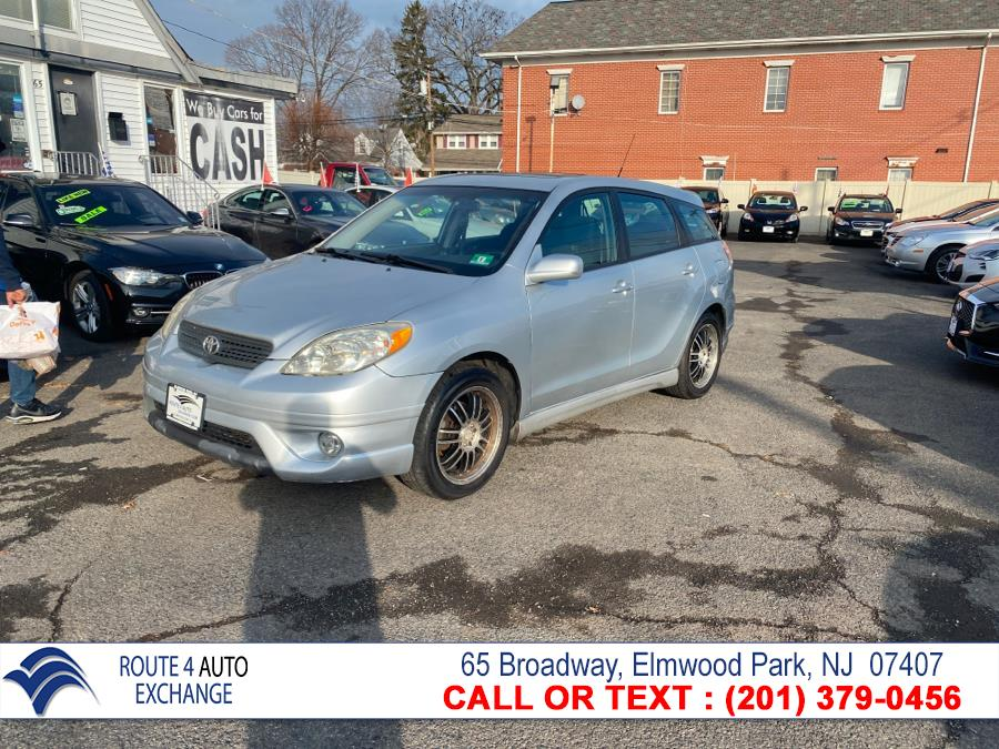 Used 2005 Toyota Matrix in Elmwood Park, New Jersey | Route 4 Auto Exchange. Elmwood Park, New Jersey