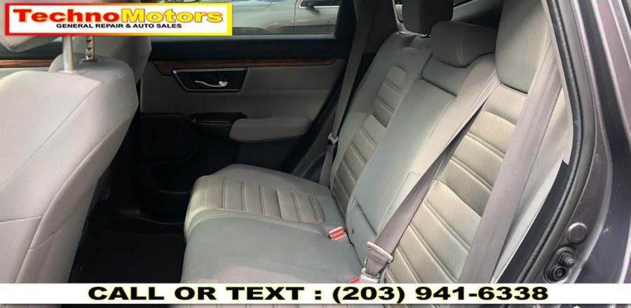 Used Honda CR-V EX AWD 2017 | Techno Motors . Danbury , Connecticut