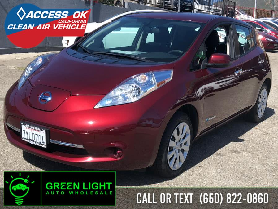 Used 2017 Nissan LEAF in Daly City, California | Green Light Auto Wholesale. Daly City, California