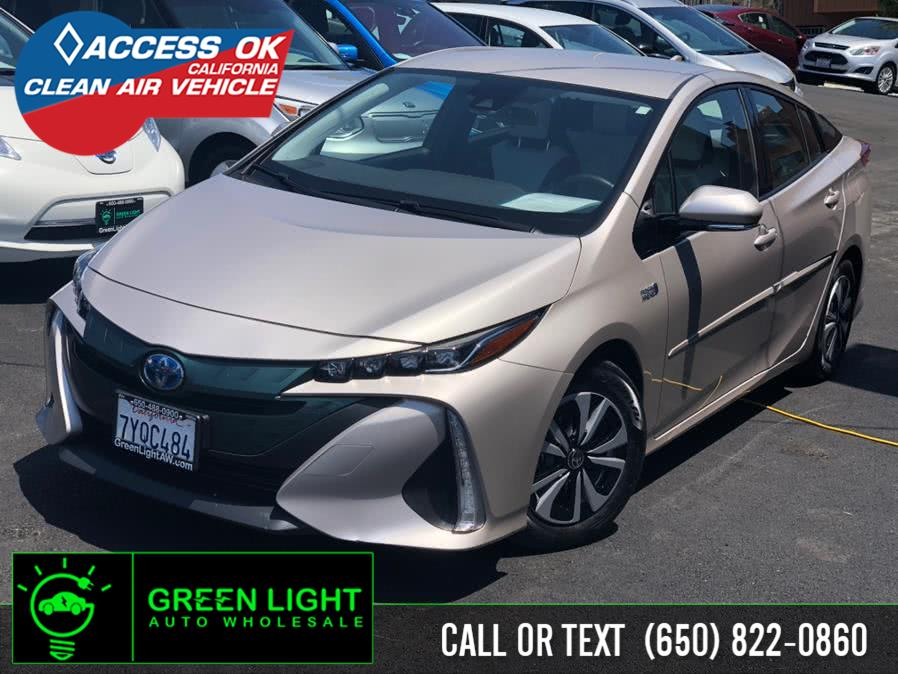 Used 2017 Toyota Prius Prime in Daly City, California | Green Light Auto Wholesale. Daly City, California