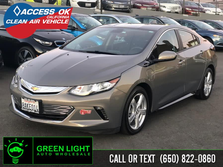 Used 2017 Chevrolet Volt in Daly City, California | Green Light Auto Wholesale. Daly City, California