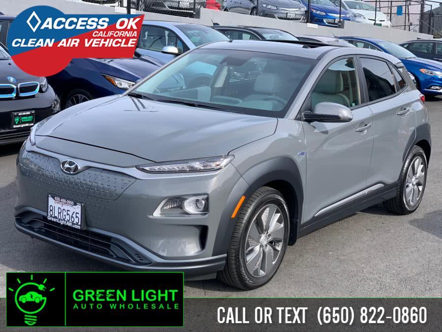 Used 2019 Hyundai Kona EV in Daly City, California   Green Light Auto Wholesale. Daly City, California