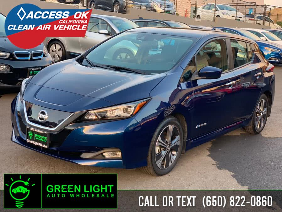 Used 2018 Nissan LEAF in Daly City, California | Green Light Auto Wholesale. Daly City, California