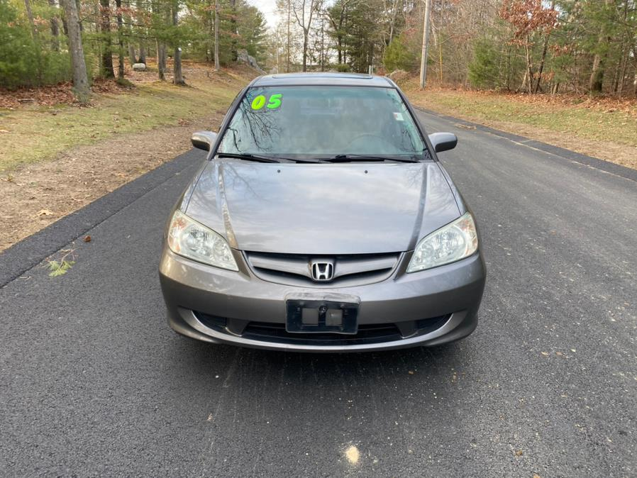 Used 2005 Honda Civic Sdn in Swansea, Massachusetts | Gas On The Run. Swansea, Massachusetts