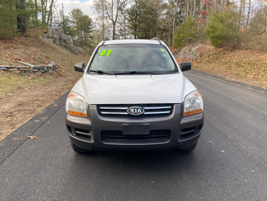 Used 2007 Kia Sportage in Swansea, Massachusetts | Gas On The Run. Swansea, Massachusetts