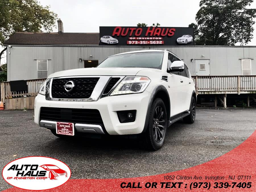 Used 2017 Nissan Armada in Irvington , New Jersey | Auto Haus of Irvington Corp. Irvington , New Jersey